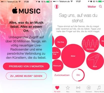 Apple Music Player
