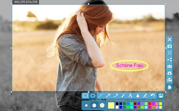 Screenshots machen