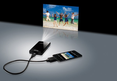 Phone Screen Projector